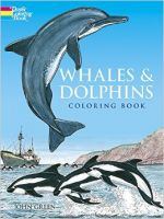 Iron Oxide Art-Dover-Coloring-Book-Whales-and-Dolphins