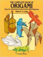 Iron Oxide Art-Dover-Books-The-Complete-Book-of-Origami