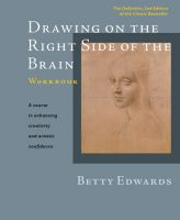 Iron Oxide Art-Drawing-on-the-Right-Side-of-the-Brain-Workbook