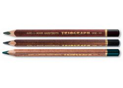 Iron Oxide Art-Koh-I-Noor-Triangular-Graphite-Pencils