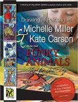 Iron Oxide Art-Michtka-Art-Play-Book-Drawing-and-Painting-with-Michelle-and-Kate