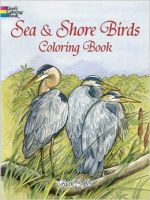 Iron Oxide Art-Dover-Coloring-Book-Sea-and-Shore-Birds
