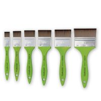 Iron Oxide Art Supplies-Da Vinci Mottler green handle series 5073