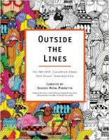 Iron Oxide Art Outside-the-Lines-Coloring-Book