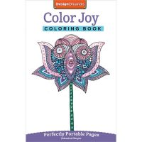 Iron Oxide Art Supplies-Design-Originals-Coloring-Books-Color-Joy