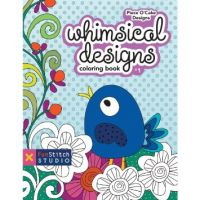 Iron Oxide Art-Fun-Stitch-Studio-Whimsical-Designs-Coloring-Books