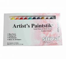Iron Oxide Art Shiva Paint Sticks 12pack-set