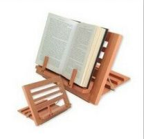Iron Oxide Art-Art-Alternatives-Napa-Table-Easel-and-Book-Stand