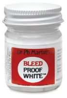 Iron Oxide Art-Dr-Martins-Bleed-Proof-White