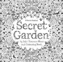 Iron Oxide Art-The-Secret-Garden-Colouring-Book