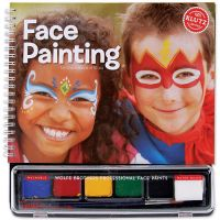 Iron Oxide Art-Klutz-Face-Painting-Kit