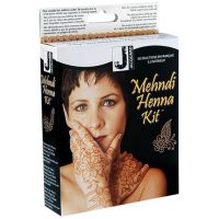 Iron Oxide Art-Jacquard-Mendhi-Kit