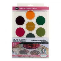 Iron Oxide Art-Pan-Pastel-Set-Mixed-Media-2