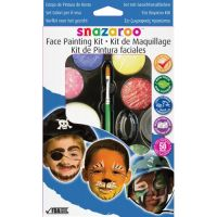 Iron Oxide Art-Snazaroo-Face-Painting-Kit