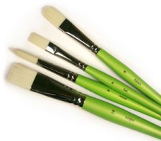 Iron Oxide Art-Liquitex-Freestyle-Green-Handles