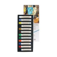 Iron Oxide Art-Sennelier-Iridescent-Artists-Quality-Oil-Pastels-set-of-12