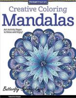 Iron Oxide Art Supplies-Design-Originals-Coloring-Books-Creative Coloring-Mandalas