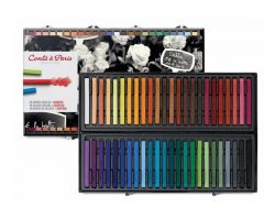 Iron Oxide Art-conte coloured crayons assorted set 48