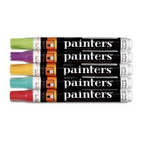 Iron Oxide Art-Elmers-Painters-Paint-Markers-set-of-5-Secondary-Colors