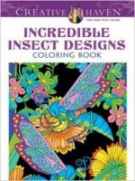 Iron Oxide Art-Creative-Haven-Incredible-Insect-Designs-Coloring-Book