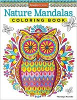Iron Oxide Art Supplies-Design-Originals-Coloring-Books-Nature-Mandalas