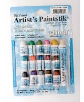 Iron Oxide Art Shiva Paint Sticks Package