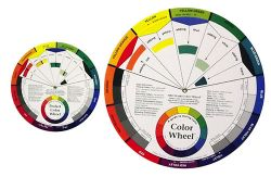 Iron Oxide Art-The-Color-Wheel-Company-Studio-and-Travel-Color-Wheel