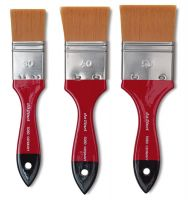 Iron Oxide Art Supplies-Da-Vinci-Cosmotop-Spin-Brushes