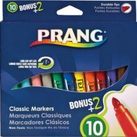 Iron Oxide Art-Prang-Classic-Markers