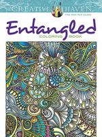 Iron Oxide Art-Creative-Haven-Entangled-Coloring-Book