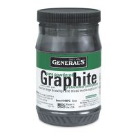 Iron Oxide Art-Generals Pure Powdered Graphite