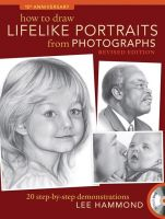 Iron Oxide Art-How-to-Draw-Lifelike-Portraits-from-Photographs-North-Light-Books