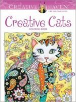 Iron Oxide Art-Creative-Haven-Creative-Cats-Coloring-Book
