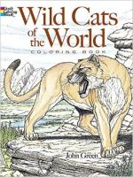 Iron Oxide Art-Dover-Coloring-Book-Wild-Cats-of-the-World