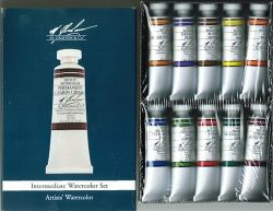 Iron Oxide Art-M-Graham-Deluxe-Watercolor-Paint-Set-Made-with-Honey-Set