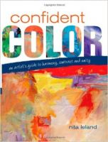 Iron Oxide Art Confident Colour Book Leland