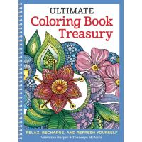Iron Oxide Art-Coloring-Book-Treasury-Series-Design-Originals-Ultimate-Coloring-Book