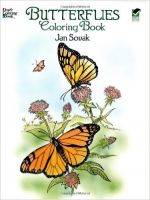 Iron Oxide Art-Dover-Coloring-Book-Butterflies