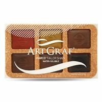 Iron Oxide Art-Artgraf-Water-Soluble-Earthtone-6-Color-Set