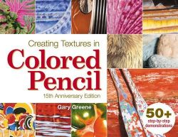 Iron Oxide Art-Creating-Textures-With-Colored-Pencils