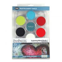Iron Oxide Art-Pan-Pastel-Set-Mixed-Media-1