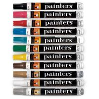 Iron Oxide Art-Elmers-Painters-Paint-Markers-Singles